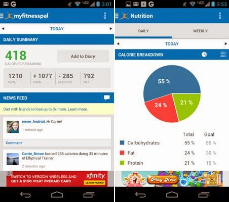 Featured Android Apps for the Proper Fitness Needs