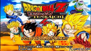 DRAGON BALL Z TENKAICHI TAG TEAM V5 LATINO PPSSPP ISO DBZ TTT