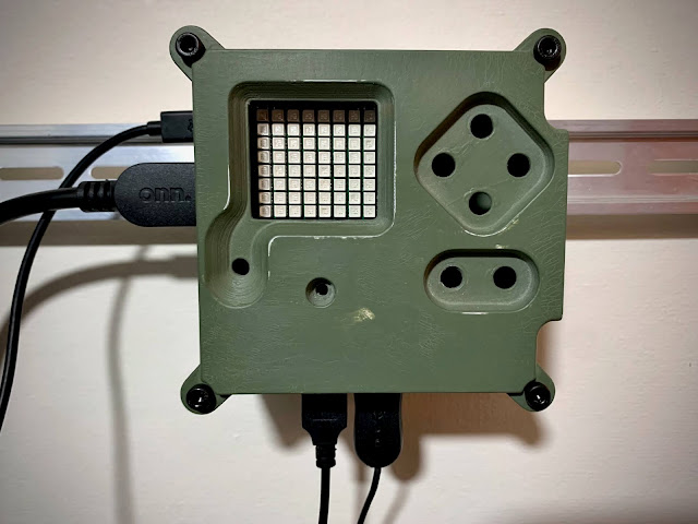 3d Printed Astro Pi Case