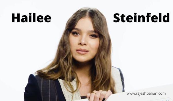 Hailee Steinfeld height