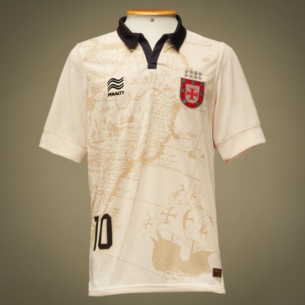 Camisas do Vasco da Gama  2013- Penalty (third) b0e62eefda70f