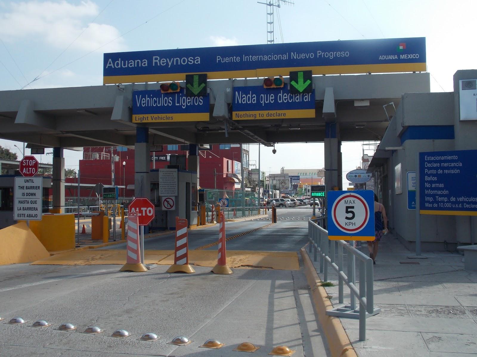 The Schramm Journey Nuevo Progreso Mexico