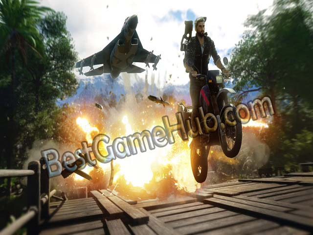 Just cause 4 High Compressed Full Version Free Download