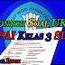 Unduh Contoh Bahan Soal Latihan UKK PAI Kelas 3 SD Format Word