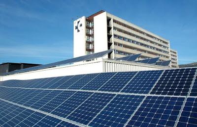 Qué son los paneles fotovoltaicos