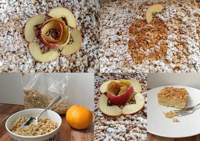Rezept Müsli Apfel Schnitten
