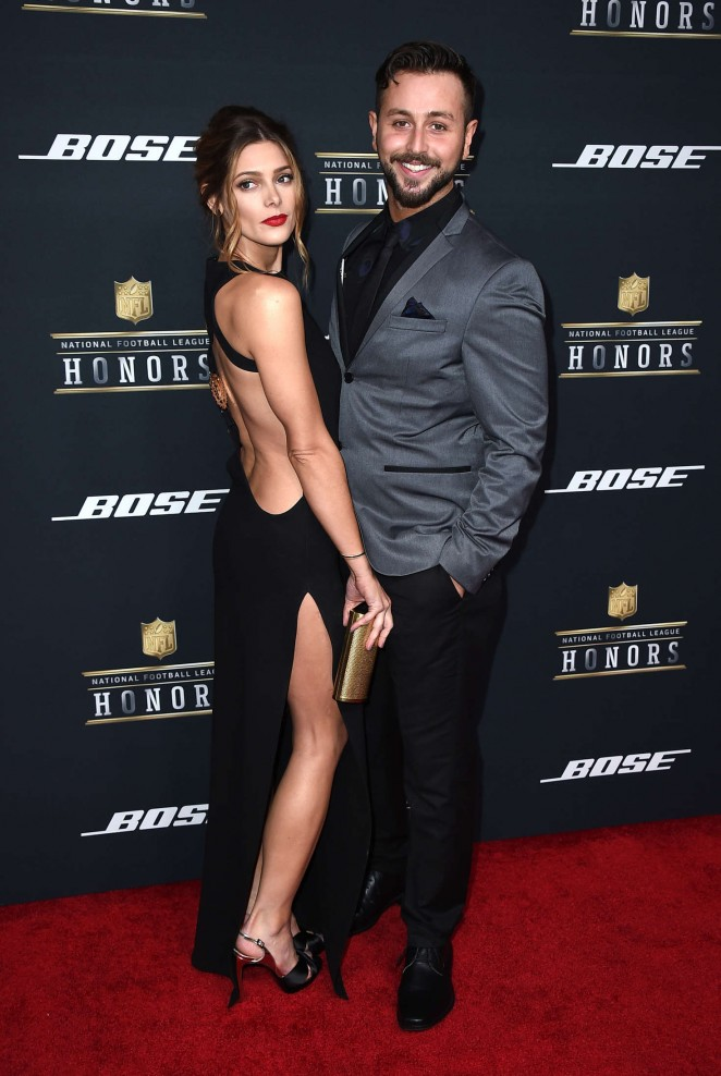 Ashley Greene – 5th Annual NFL Honors in San Francisco