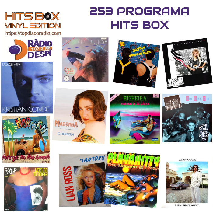 253 Programa Hits Box