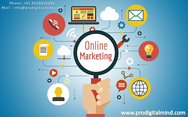Digital Marketing - Pro Digital Mind