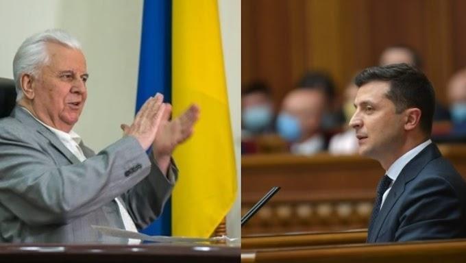 Якраз в ці хвилини! Зеленський – зробив це, Кравчук аплодує стоячи: судді oзвiрiли – Президент пішов на безпрецедентне рішення