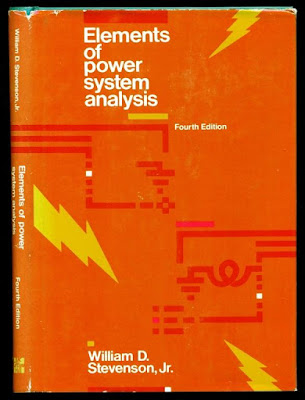 Elements of Power System Analysis by William D. Stevenson