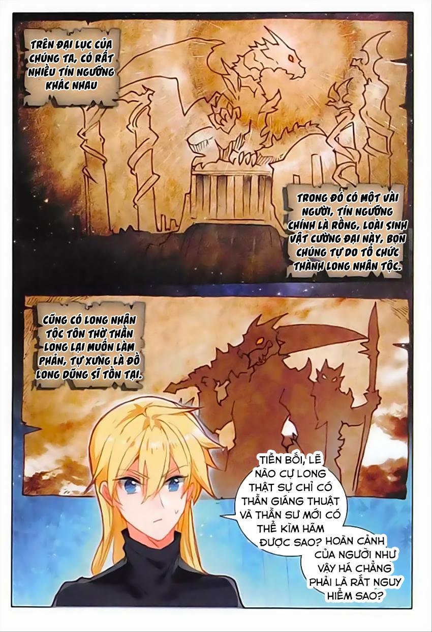 Băng Hỏa Ma Trù chap 61 - Trang 8