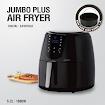 Nồi Chiên Không Dầu Lock&Lock Jumbo Plus Air Fryer 5.2L Màu-đen EJF357BLK