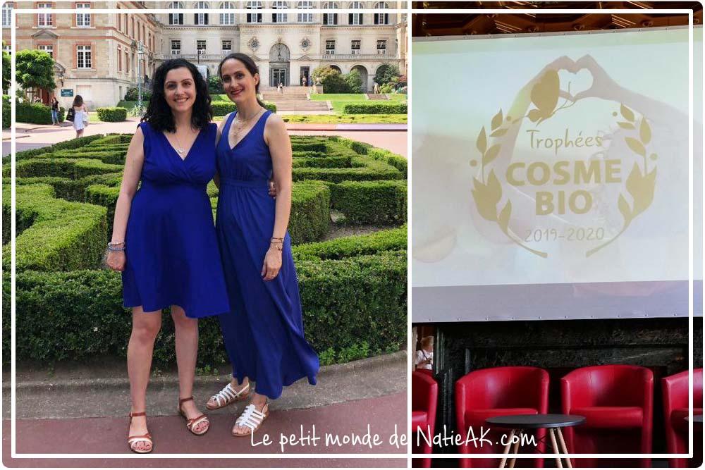 jurée du Trophée Cosmebio edition 2019-2020