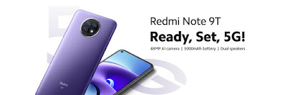 กำลัลงตามหาสมาร์ทโฟน 5G ที่คุ้มค่าที่สุดแห่งปี 2564 ? Xiaomi Redmi Note 9T สิ ที่ใช่สำหรับทุกคน