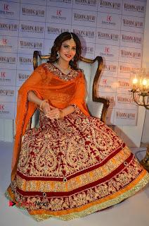 Bollywood Actress Urvashi Rautela Pictures at Wedding Affair Magazine 2016 Launch 0006