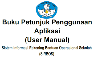 Petunjuk Manual Pelaporan BOS Online