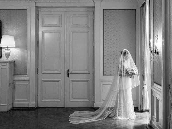 Traumkleider von Elbbraut  Fotoshooting im Hotel Atlantic