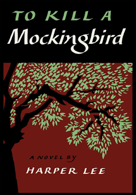 To Kill a Mockingbird by Harper Lee book cover