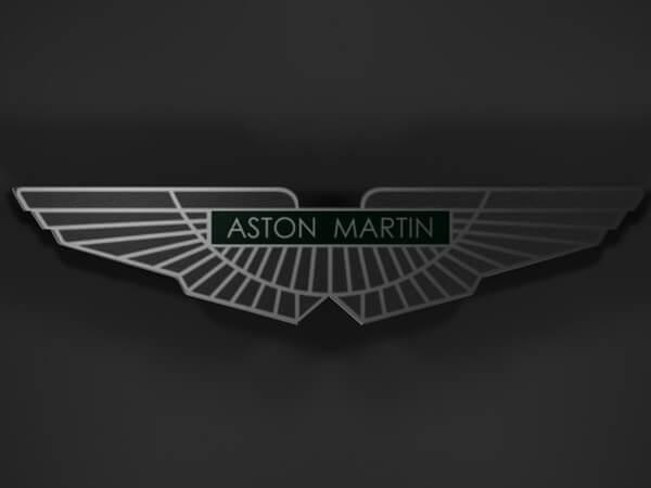 Aston Martin Logo Wallpaper