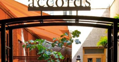 Restaurant Accords Menu