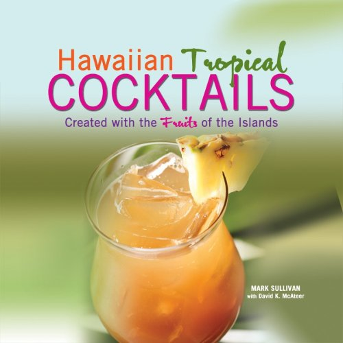 Hawaiian Tropical Cocktails