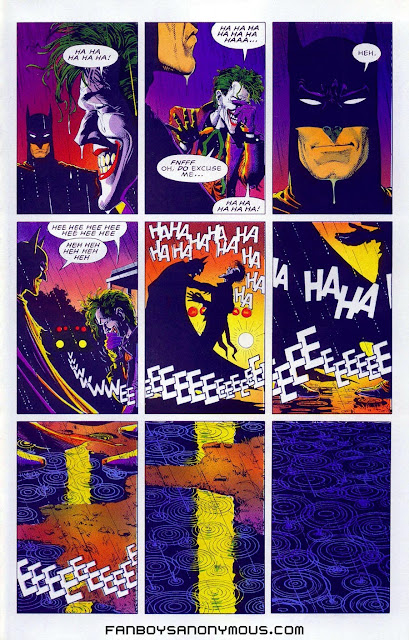 Grant Morrison's Killing Joke Death Theory