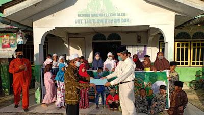 Hari ke-22 Ramadhan BP Batam Berikan Santunan ke Masjid dan Panti Asuhan