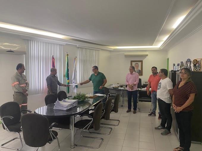 Prefeitura de Jacobina e Yamana Gold firmam parceira; mais investimentos contra o Covid-19