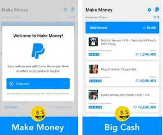 aplikasi penghasil uang di android-make money fast