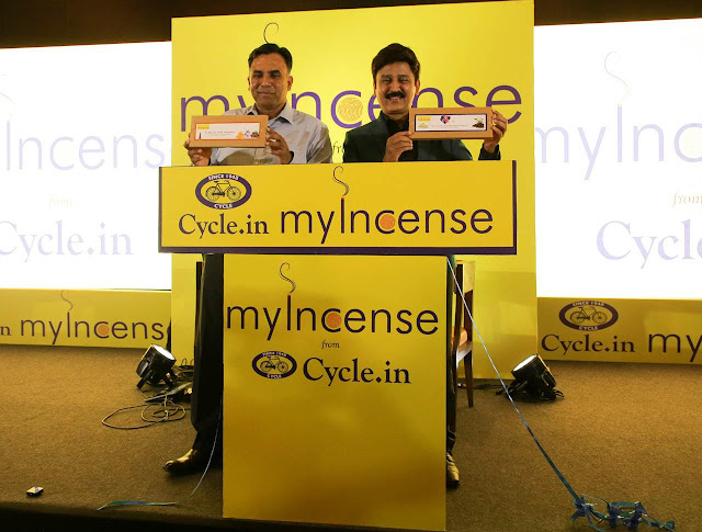 Cycle Pure Agarbathies launches personalised custom fragrance with MyIncense