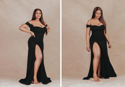 Davido's Chioma Releases Beautiful Photos As She Turns 26