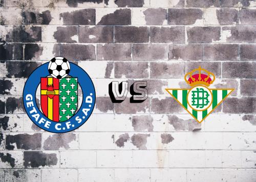 Getafe vs Real Betis  Resumen