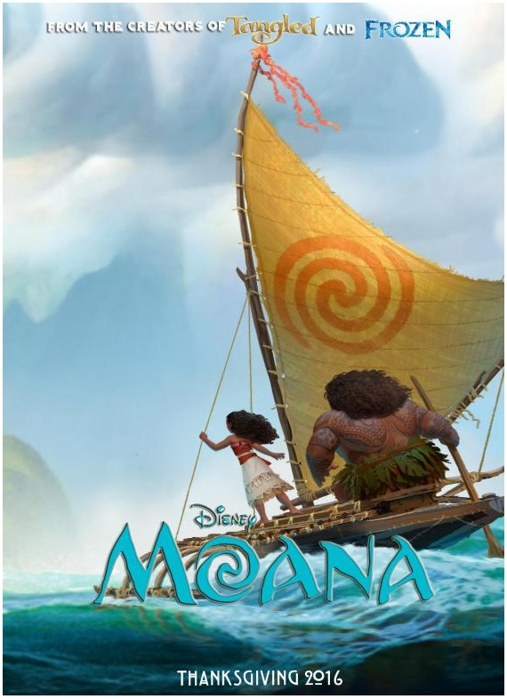 Moana [2016] Full Movie Watch Online Free Download