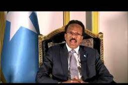 Inilah Isi Pidato Presiden Somalia, Mohamed Abdullahi Mohamed Farmajo di Debat Umum PBB ke 75