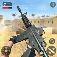 FPS Anti Terrorist Shooter Mission Mod Apk