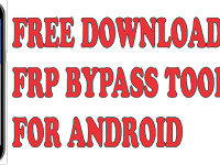 FRP Bypass Tools to Unlock Google Account Free Download