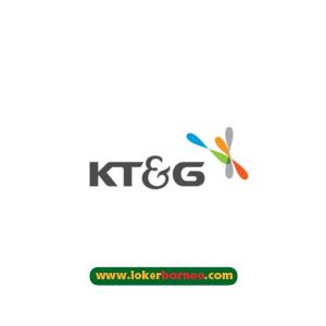 Lowongan Kalimantan KT&G Indonesia Terbaru 2021