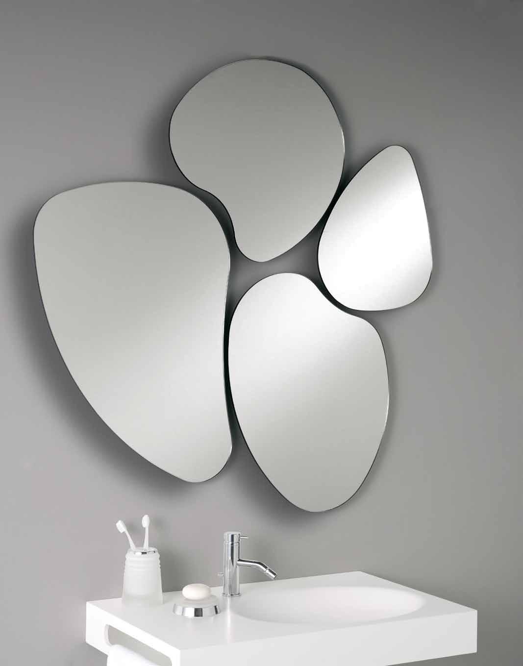 Espejos Formas Originales 5 Originales Ideas Para Decorar - Espejo-original