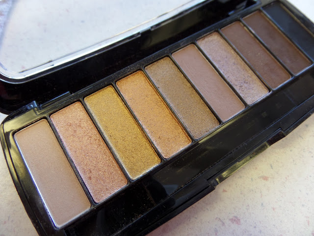 wet n wild 10 pan studio palette coming in latte