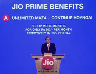 Jio Prime Plan Subscription: Price, Validity, How to Activate