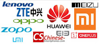 Top 10 Chinese Smartphones Brands In India