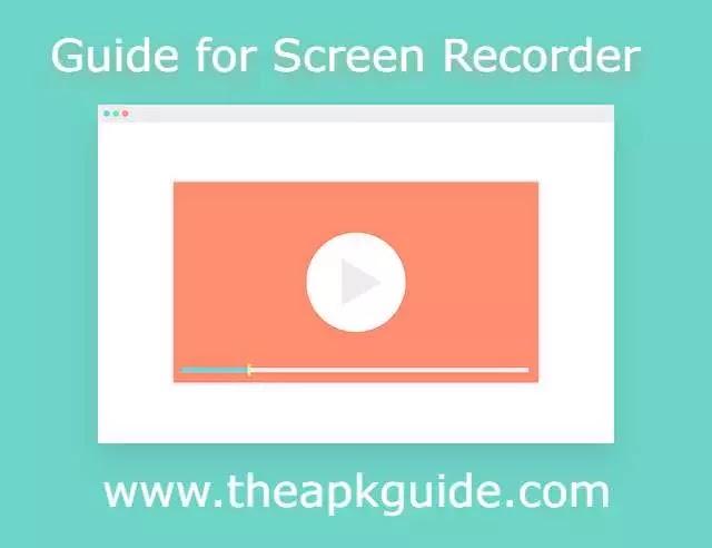 Complete Guide of AZ Screen Recorder APK