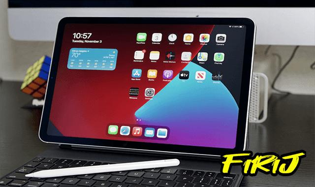 Test complet de l'iPad Air 2020