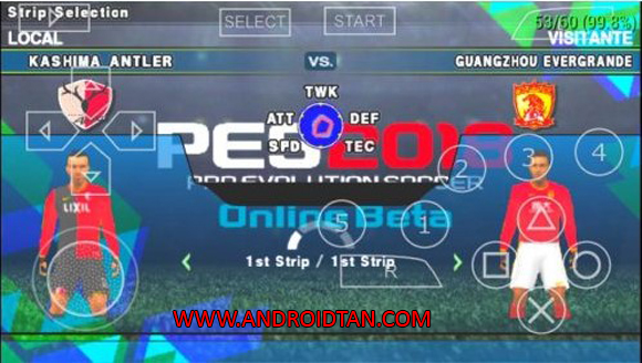 PES Army 2018 PSP ISO + Save Data
