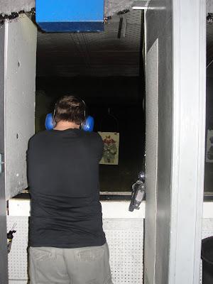 The Gun Store.