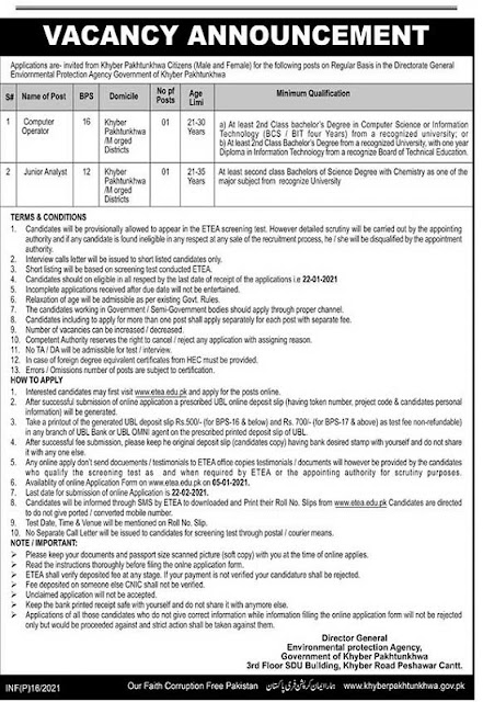 environment-protection-department-kpk-jobs-2021