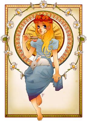 Alice, de Hannah Alexander