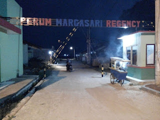 Depelover Perum Margasari Tunggak Pajak?