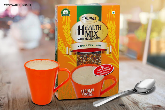 Health Drink Mix | Instant Drink Mix | Porridge - Ammae Foods India